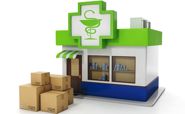 Medical supply delivery software